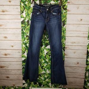 AEO Boho Flare Jeans